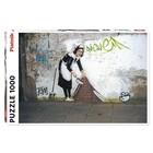 Piatnik: Banksy: Szobalány 1000 db-os puzzle