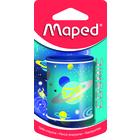 MAPED: Cosmic kétlyukú, tartályos hegyező - kék
