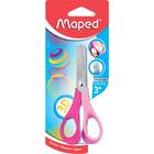 MAPED: iskolai olló, 12 cm - rózsaszín