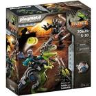 Playmobil: T-Rex - Az óriások ütközete 70624