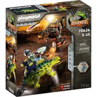 Playmobil: Saichania - Invazia roboților - 70626