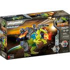 Playmobil: Spinosaurus - Putere dublă de apărare - 70625