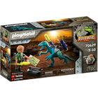 Playmobil: Uncle Rob - Harcra készen 70629