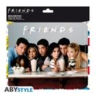 FRIENDS: Mouse Pad flexibil