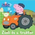 Peppa Pig: George și tractorul - carte pentru copii în lb. maghiară
