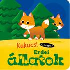 Cucu-bau! Animale de pădure - carte pentru copii în lb. maghiară