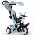 Smoby: Baby Driver Plus tricikli - kék - CSOMAGOLÁSSÉRÜLT
