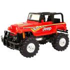 New Bright: RC Jeep Wrangler terepjáró - 1:10 - CSOMAGOLÁSSÉRÜLT