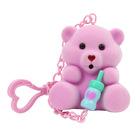 Bájos Bocsok maci figura- rózsaszín - CSOMAGOLÁSSÉRÜLT