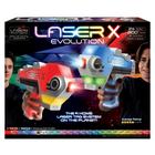 Laser-X Evolution: Dupla csomag