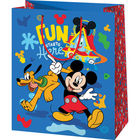 Mickey Mouse: pungă de cadou - 26 x 13 x 33 cm