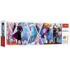 Trefl: Frozen 2 - puzzle panorama cu 1000 de piese