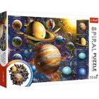 Trefl: Univerzum spirál puzzle - 1040 darabos