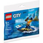LEGO City: Scuter de apă al poliției - 30567