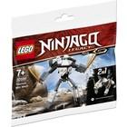 LEGO Ninjago: Titanium Mini Mech 30591