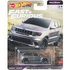Hot Wheels The Fast and Furious: Jeep Grand Cherokee Trackhawk kisautó