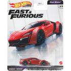 Hot Wheels The Fast and Furious: Mașinuță W Motors Lykan Hypersport