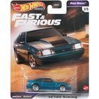 Hot Wheels The Fast and Furious: '92 Ford Mustang kisautó