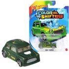 Hot Wheels City: Culori schimbătoare - Maşinuţă Mini Cooper
