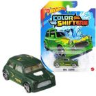 Hot Wheels City: színváltós Mini Cooper kisautó