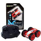 Silverlit: Exost mini RC Flip Stunt Off Road mașinuță de cascadorii controlată de la distanță - 1:34, roșu