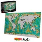LEGO ART Harta lumii 31203