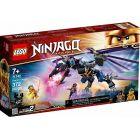 LEGO Ninjago: A Sötét Úr sárkánya 71742 - CSOMAGOLÁSSÉRÜLT
