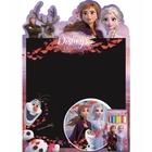 Frozen 2: Tablă de desen cu burete și cretă