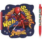 Pókember: Formázott notesz tollal