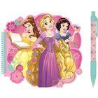 Prințesele Disney: Caiet notițe cu design prințese și pix