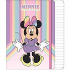Minnie egér: Glitteres jegyzetfüzet