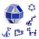Rubik: Joc de logică șarpe