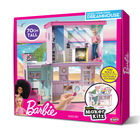 Barbie: Csináld magad babaház - 70 cm