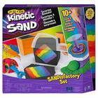 Kinetic Sand: SANDisfactory gyurma- és játékszett
