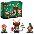 LEGO® BrickHeadz: Rénszarvas, Manó és Manólány 40353