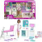 Barbie: Clinică mobilă - set de joacă cu plastilină