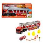 Matchbox: Autospecială pentru pompieri, cu accesorii