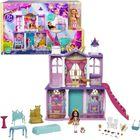 Royal Enchantimals: Castelul regal cu păpușa Felicity Fox și figurina Flick