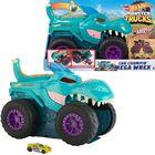 Hot Wheels: Monster Trucks autófaló Mega Wrex