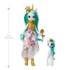Royal Enchantimals: Queen Unity și Stepper - 20 cm