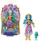 Royal Enchantimals: Queen Paradise și Rainbow - 20 cm