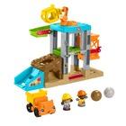 Little people: Set de joacă Șantierul de construcții