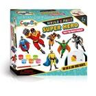 Creează singur! Realizează magneți pentru frigider - Super-eroi