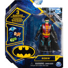 DC Batman: Bat Tech, Figurină Robin - 30 cm