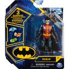 DC Batman: Bat Tech, Robin figura - 30 cm
