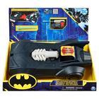 Batman: Tech Defender átalakuló Batmobil 10 cm-es figurával