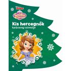 Disney: Kis hercegnők karácsonyi színezője
