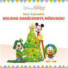 Disney Baby: Crăciun fericit, veverițe! - Primele aventuri, carte pentru copii în lb. maghiară