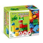 Wader: Kids Blocks építőelemek - 50 db-os
