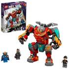 LEGO Super Heroes: Iron Man Sakaarian al lui Tony Stark - 76194